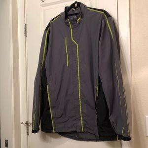 Men's Waterproof Gore-Tex Adidas Jacket L